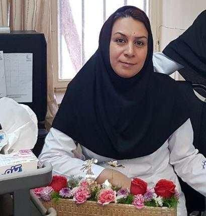 فیزیوتراپیست دکتر فریبا قادری
